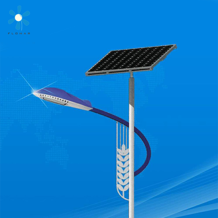 200w ip65 waterproof all in one led solar lamp street lighting